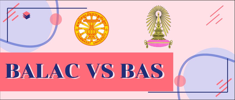 Balac VS BAS